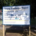 Terang Streetscape Project – Stage 1